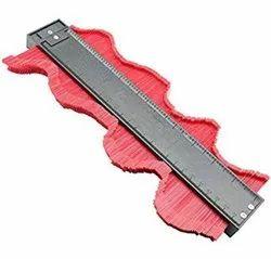 Plastic Gauge Contour Profile Copy Gauge -250MM