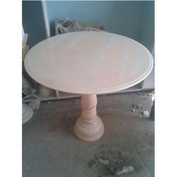 Makrana Marble Pink / White Table