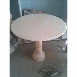 Makrana Marble Pink / White Table