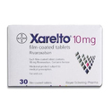 Xarelto 10 mg Tablets