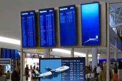Digital Signage Solution For Transport