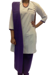 Cotton Stitched DDU Gky Salwar Suit With Dupatta, Machine wash