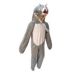 Kids Squirrel Costume