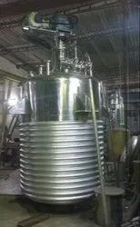 Limpeted Chemical Reactor