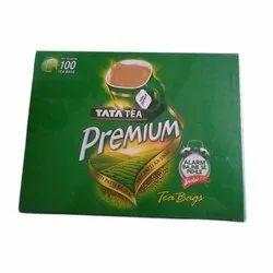 Tata Tea Premium Bags, Packaging Size: 100 Bags