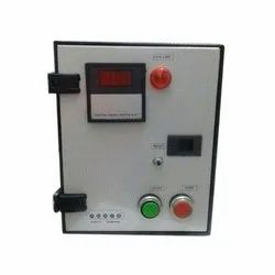 Iron Single Phase Submersible Pump Control Panel, Warranty: 12 months