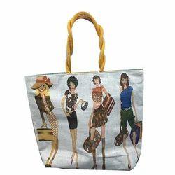 Designer Jute Gift Bag