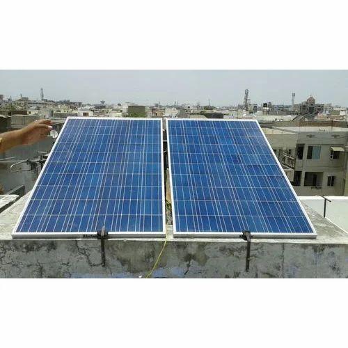 60 Rayzone 250 Watt Solar Power Panel 24 V Rs 23 Watt