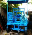 Four Pole Concrete Lift Mixer