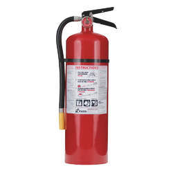Mild Steel Dry Chemical Fire Extinguisher, for Industrial