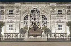 Fiberglass Modern Majestic Look Wedding Stage USA