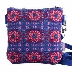 Sparkling Flower Sling Bag