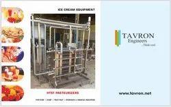 Ice Cream- HTST Pasteurizers