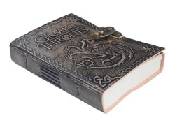 Games of Thrones Leather Cover Diary