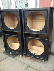 Single Base Speaker Cabinet