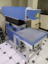3D Galvo Head CO2 Laser Engraving & jeans damaging Machine 600x600mm / 800x800mm