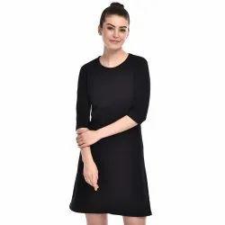 Bazarville Round Tshirt Dress Women