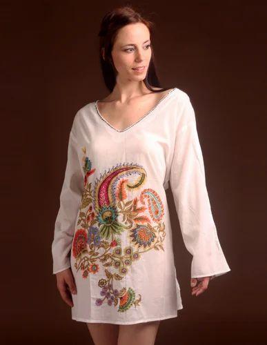 Designed Printed Kaftan