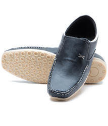 Neemkaa Synthetic Leather Casual Shoes For Men