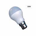 Cool White Ceramic 18w Led Bulb