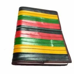 Colorful Designer Handmade Leather Journal