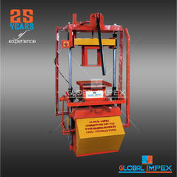 Manual Operated Brick Machine