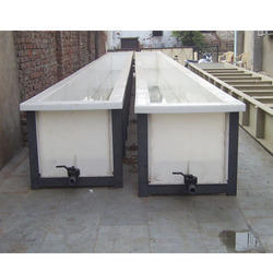 PP Electroplating Tanks