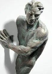 Fiber Decorative Sculpture