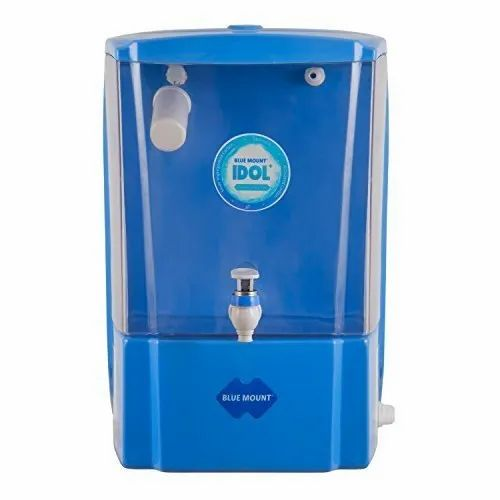 Blue Mount Crown Plus RO Water Purifier, Capacity: Upto 18 Litres Per Hour