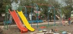 Outdoor Playground Multiplay Equipment