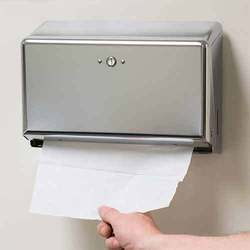 Dispenser C Fold Tissue Paper