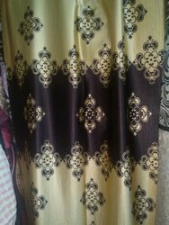 Decorated Curtains