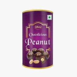 DeoDap Chocolate Coated Roasted Peanut Chocolate - 96 Grams