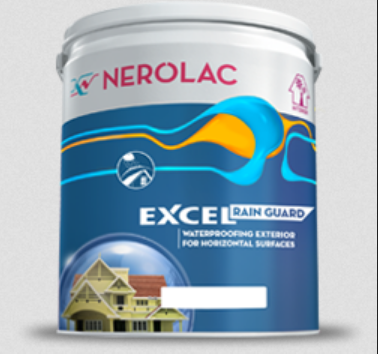 Excel Rain Guard Nerolac Paint | House Material Palace