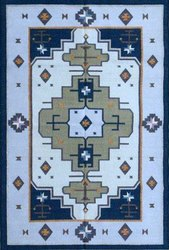 Vimla International Hand Woven Cotton Unique Home Carpet, Size: 4 X 6 Feet