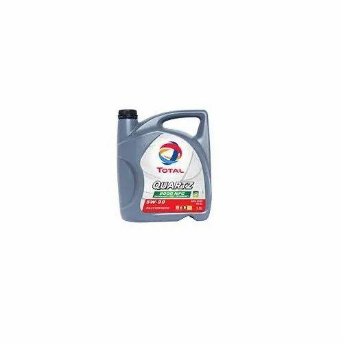 Total Quartz 8000 NFC 5W30 Car Engine Oil, टोटल
