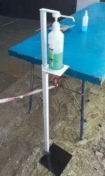 Sanitizer Spray Stand