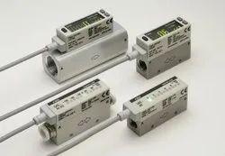 Compact Flow Rate Sensor for Gas FSM2 CKD Gas Sensor