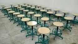 Laboratory stools