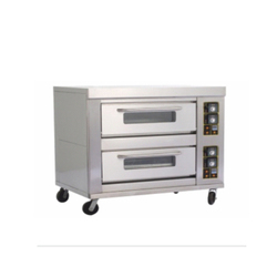 Electric Two Deck Oven