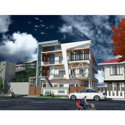 Residential Flats Architectural Design Service