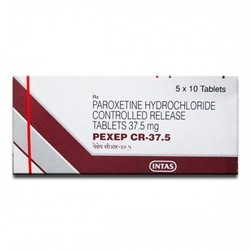 Paroxetine Hydrochloride Controlled Release Tablet