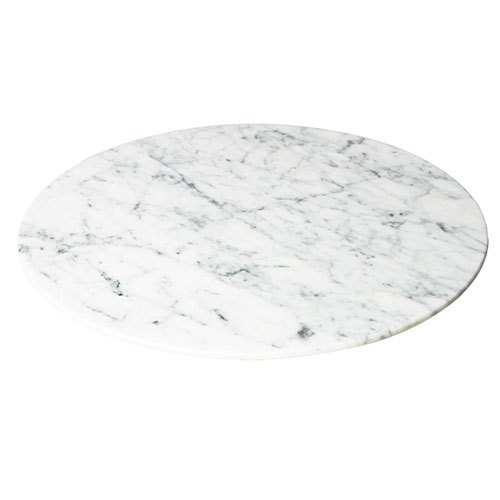 Round White Premium Marble Table Tops Rs 51000 Piece Janta Moorti Arts Id 12213767448