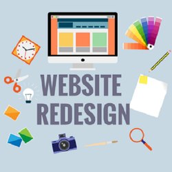 Basic Business Site Website Redesigning Service