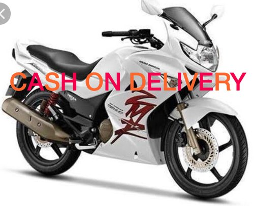 PVR Karizma Bike Body Parts