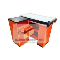 L Shaped Cash Desk Counter