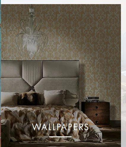 Light Brown Sangeeta Seth Home Designer Wallpapers