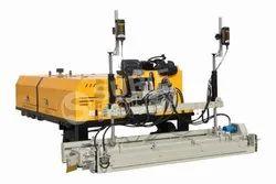 20HP/3600rpm Concrete Construction Machine-Laser Screed Boom Type, 2200 KG