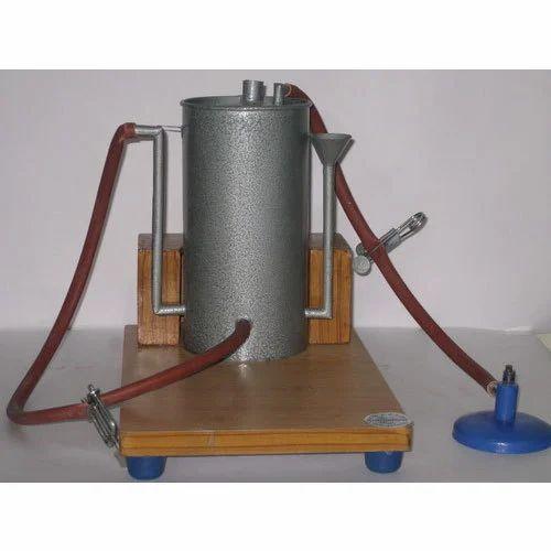 Biogas Plant Working Model