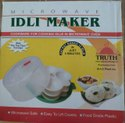 Truth Manual Microwave Idli Maker, Nil, Capacity: 16 & 24 Idlo